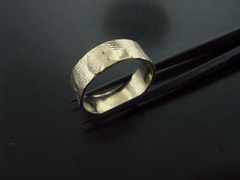 Galati Ring Yellow Gold