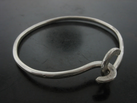 Number 80 Cuff with Clasp