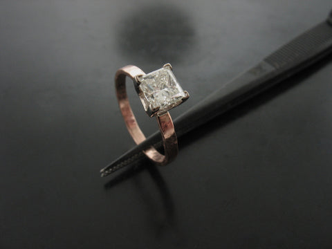 Dara's Engagement Ring