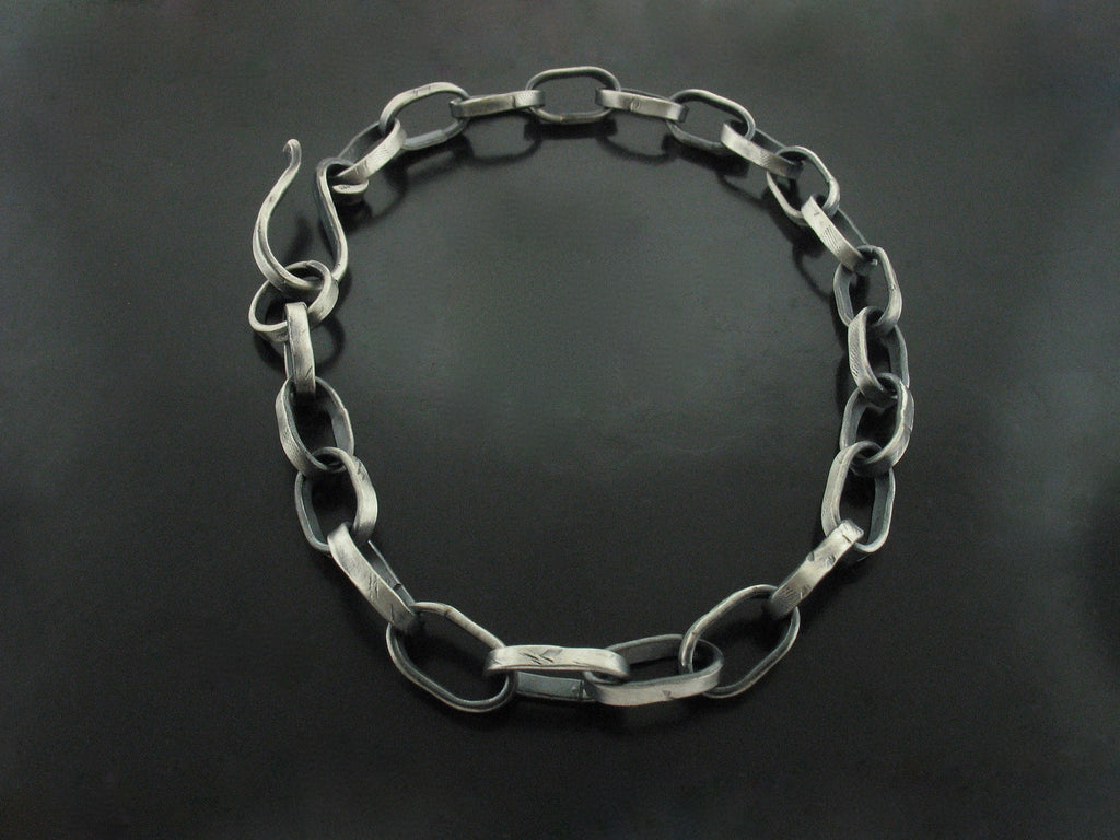 Ibar Chain Link Necklace