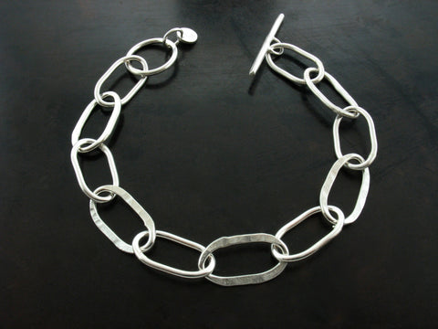 Jolie Bracelet with Round Tag