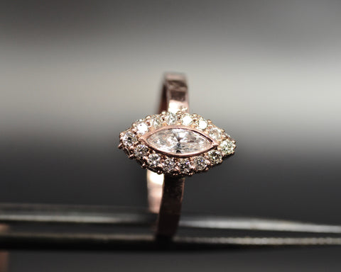 Mila's Ring- Rose Gold