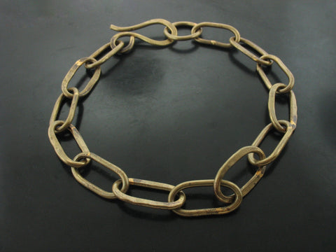 XL JOLIE LINK NECKLACE WITH S CLASP