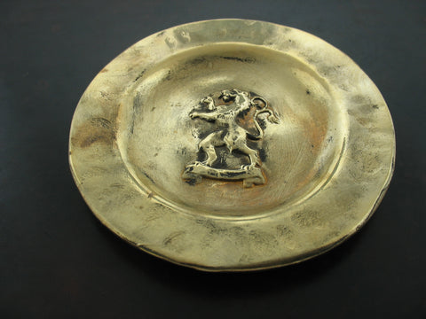 Plate 1- Yellow Bronze