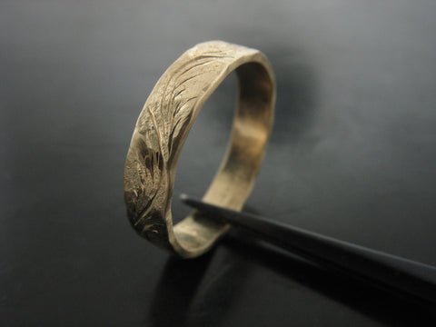 Mariko's Wedding Ring- Yellow Gold