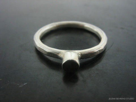 Naomi's Stackable Ring, Sterling Silver