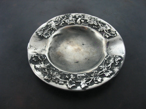 Plate 3, Sterling Silver