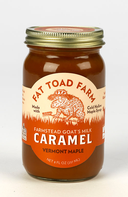 FAT TOAD MAPLE CARAMEL