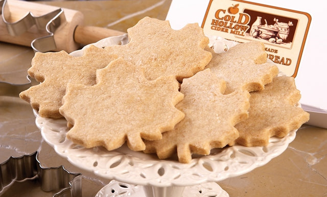 MAPLE SHORTBREAD