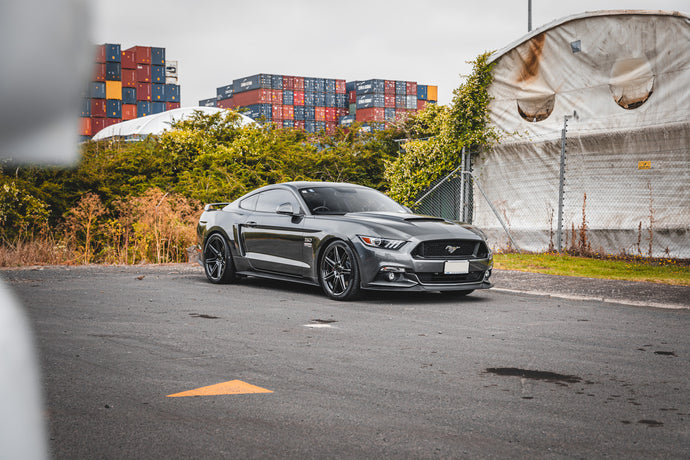 Ford Mustang Packages (PRE-2018 MODELS)