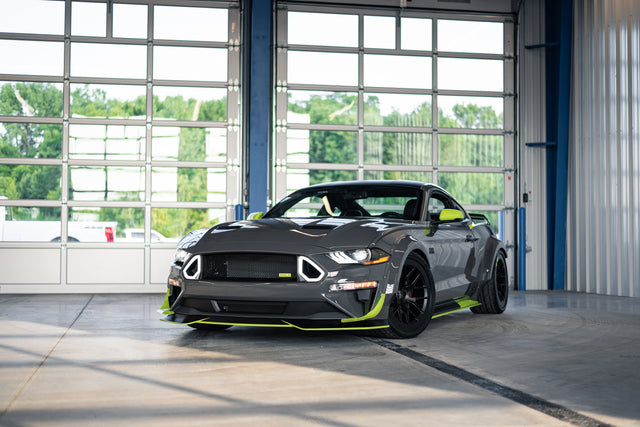 Mustang RTR Spec 5 Front