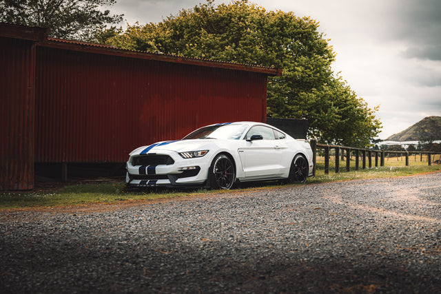 Shelby GT350 White