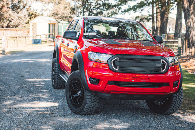 Ford Ranger RTR Red Front