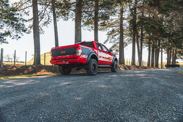Ford Ranger RTR Red Rear