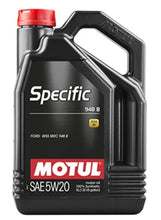 Load image into Gallery viewer, MOTUL SPECIFIC 948B 5W20