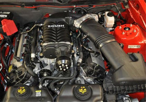 Supercharger Kit, Phase 1, Calibrated 575HP, Black R2300