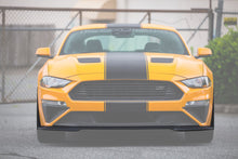 Load image into Gallery viewer, 2018-2020 ROUSH Mustang Chin Spoiler and Wheel Shroud 3-Piece Aero Kit