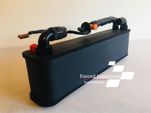 Forced Induction Interchillers - Race Chiller + Comp Solenoid