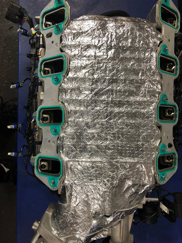 Forced Induction Interchillers - LSA Thermal Blanket