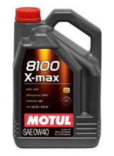 Load image into Gallery viewer, MOTUL 8100 X-MAX OW40