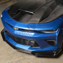 Load image into Gallery viewer, 2016-2018 CHEVROLET CAMARO SS TYPE-AZ FRONT CHIN SPOILER