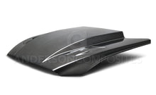 Load image into Gallery viewer, 2015-2017 Ford Mustang 3 INCH COWL Carbon Fiber Hood