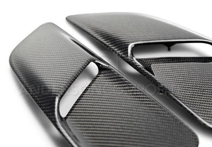 2015-2017 Ford Mustang TYPE-OE Carbon fiber hood vents