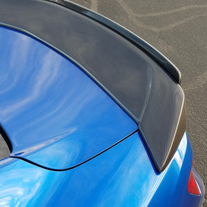 2016-2018 CHEVROLET CAMARO SS  (Mounting points SS) TYPE-STREAR SPOILER WITH WICKER BILL