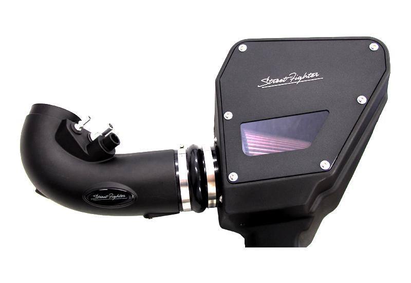 2SS Streetfighter performance Airbox