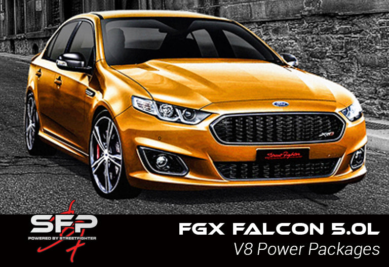 Ford Falcon FG 5.0 Streetfighter Stage 1