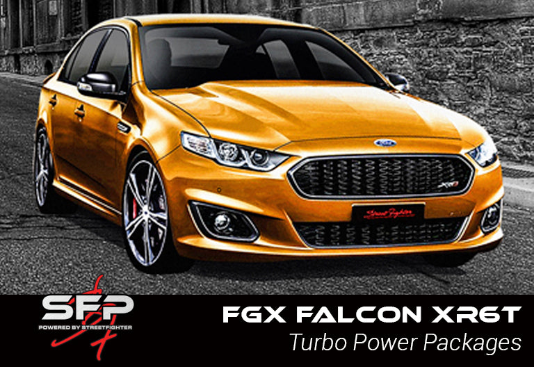Ford Falcon FG XR6-T, F6 Entry level kit