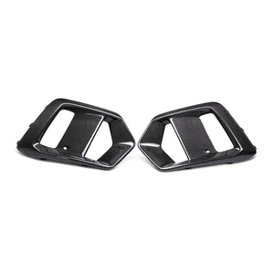 2016-2018 FORD FOCUS RS TYPE-OE FOG LIGHT SUROUNDS (PAIR)