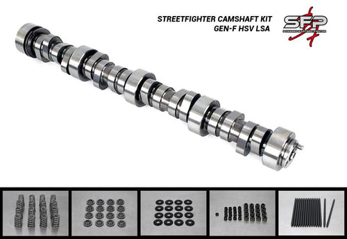 Streetfighter LSA Camshaft Kit