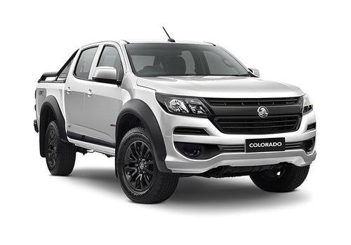 Holden Colorado Custom Tune