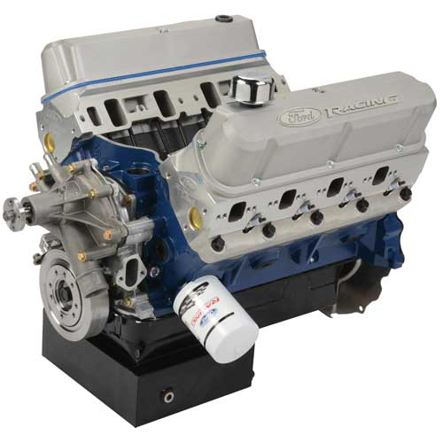460 CUBIC INCH 575 HP BOSS CRATE ENGINE
