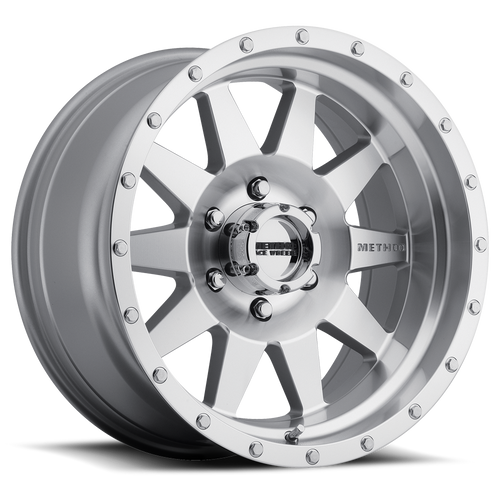 MR30 The Standard 20x9+18-Silver