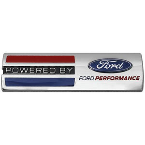 POWERED BY FORD PERFORMANCE BADGE