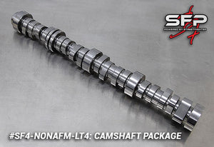 Streetfighter LT4 Non AFM Camshaft Forced Induction kit 4