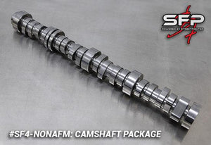 2SS Streetfighter Non AFM Camshaft Forced Induction Kit 4
