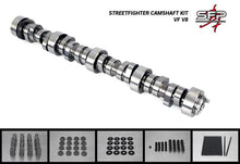 Load image into Gallery viewer, VE - VF STREETFIGHTER CAMSHAFT COMPLETE KIT