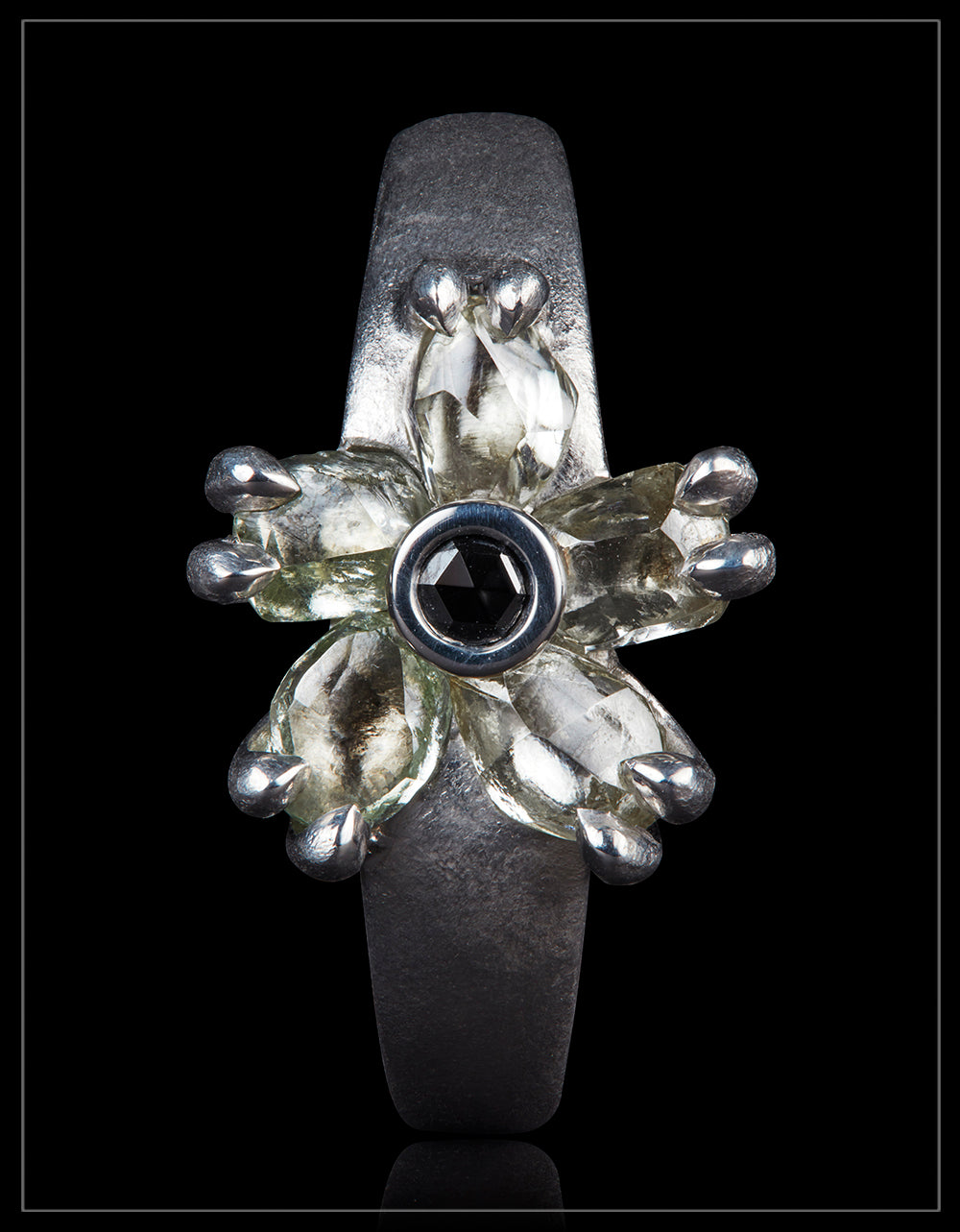 Tidløs Flower Power – <strong> 1.83 ct. </strong>