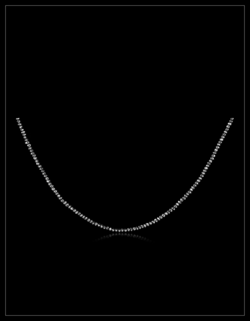 Underspillet Diamantcollier - <strong>30.69 ct.</strong>