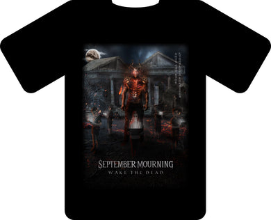Wake The Dead Cover Art Shirt