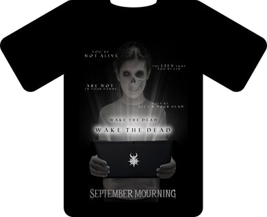 Wake The Dead Child Lyric Shirt