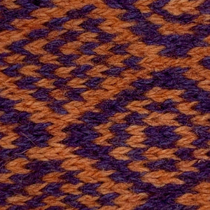 Purple & Orange - Barclay Design - Dog Collar