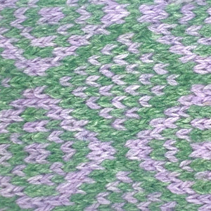 Lilac & Green - Barclay Design - Dog Collar