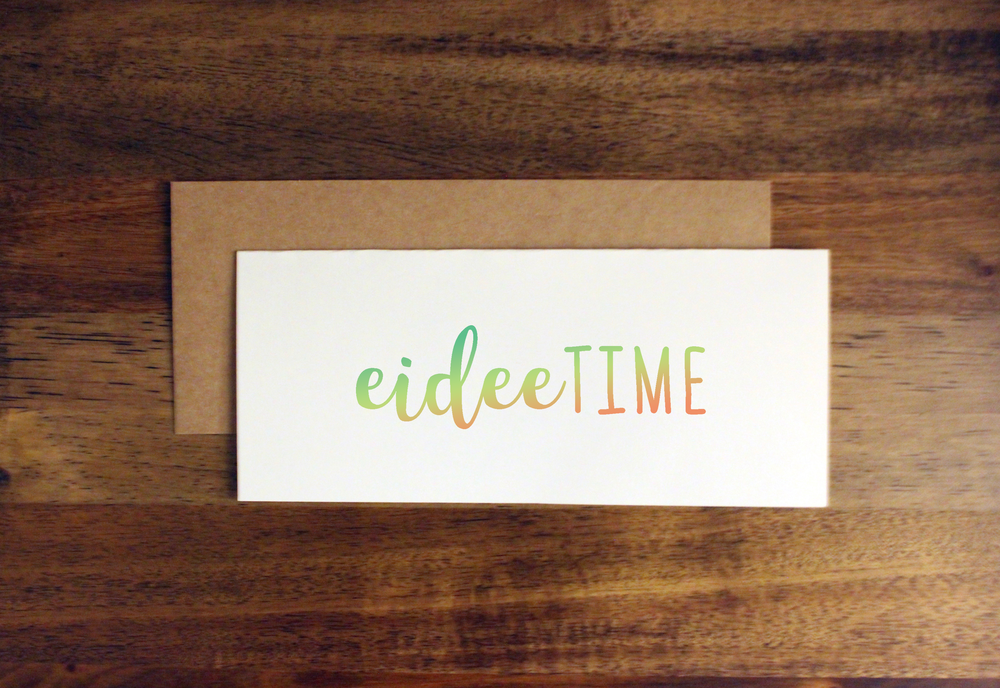It's Eidee Time!