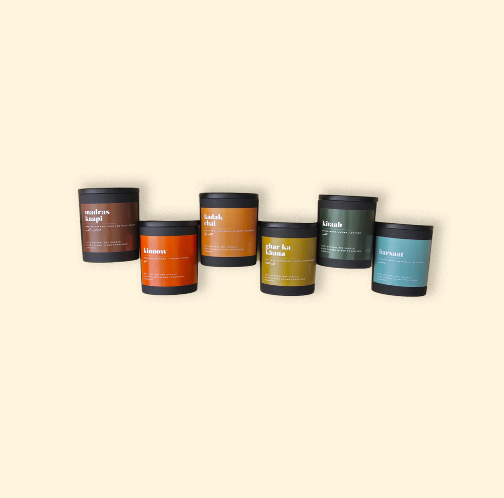 Bundles: Limited Edition Candles