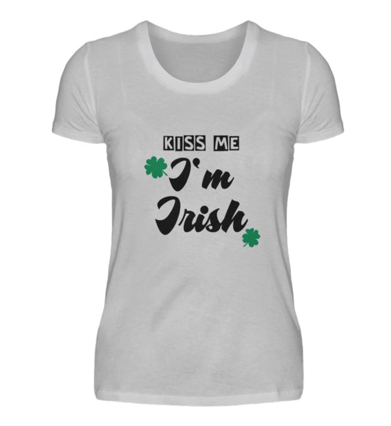 Irish  - Women Basic Shirt