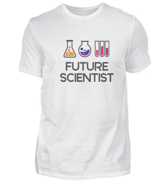 Scientist  - Men Basic Shirt